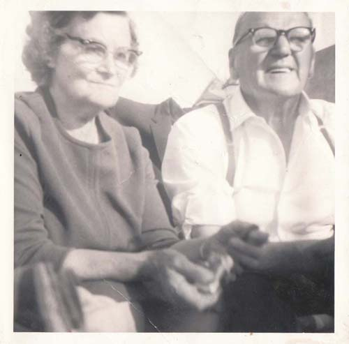 Fred & Julia Wilkey